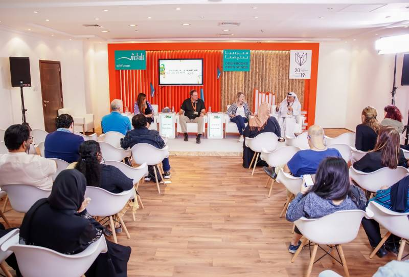 SIBF 2019: Acclaimed thrill writers open up on secrets of bestselling novels