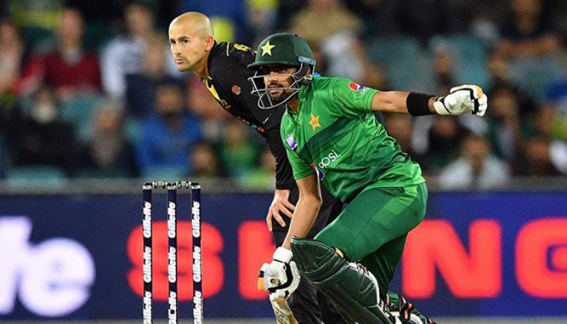 Australia beat Pakistan by 10 wickets in third match to win T20 series