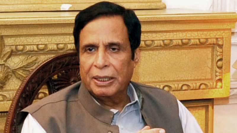 PM's resignation on JUI-F's demand to end sit-in out of question: Pervaiz Elahi