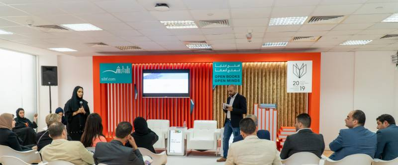 SIBF 2019: '1001 Titles' discusses new ideas with publishers to boost homegrown Arabic content