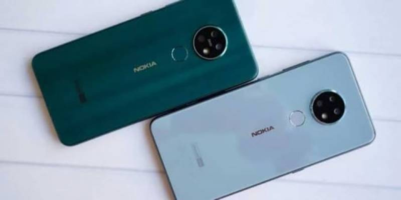 The New Nokia 7.2, Nokia 6.2 and Nokia 110 launched in Pakistan