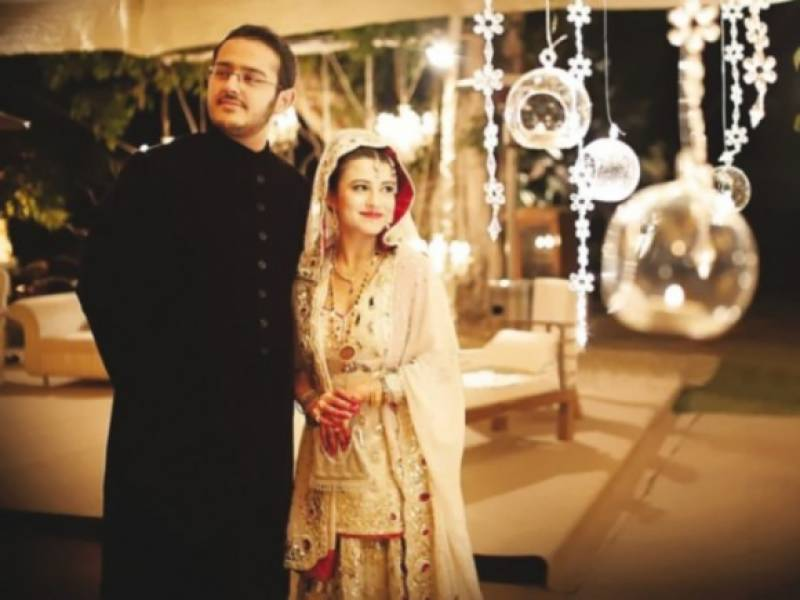 Azaan Sami's love-filled wish for wife on her birthday is #HusbandGoals