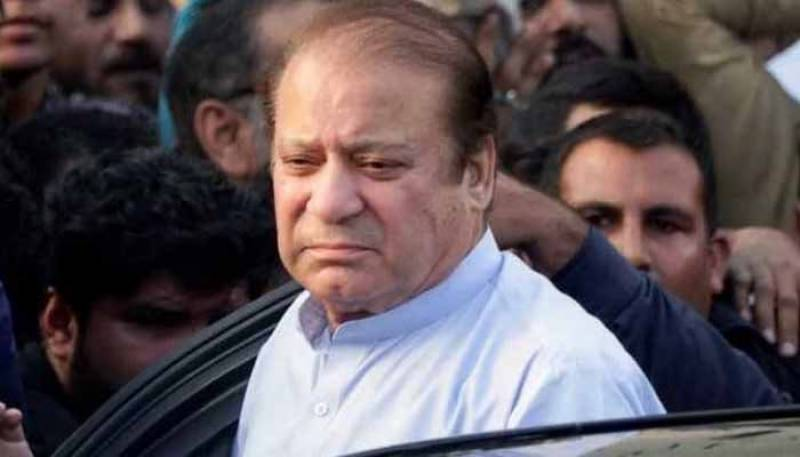 Govt, NAB still undecided over removing Nawaz Sharif's name from ECL