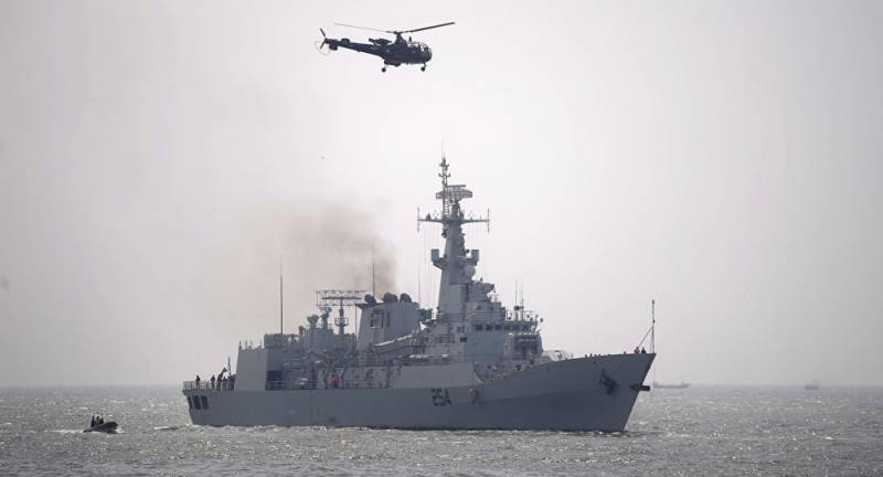Pakistan Navy ship arrives in Turkey for multinational drills