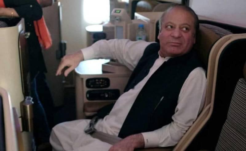 Nawaz's London travel confirmed