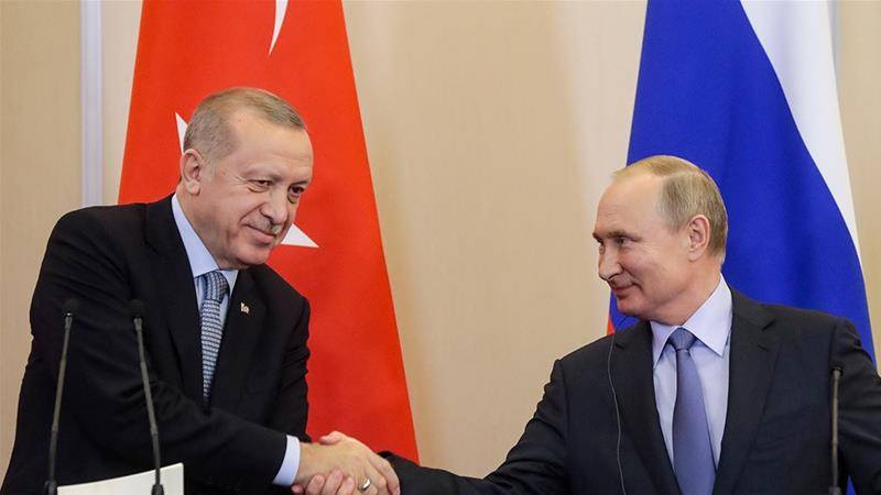 Turkey, Russia reiterates commitment to Sochi deal on operation in Syria