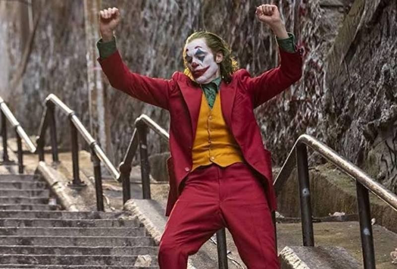 Joker becomes most profitable comic book movie ever