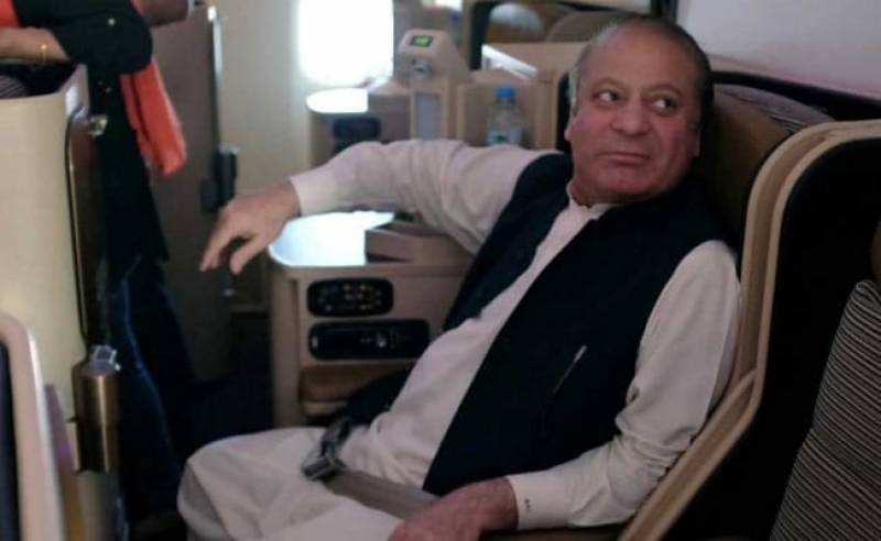 Nawaz Sharif's ticket for London cancelled as no fly ban still effective