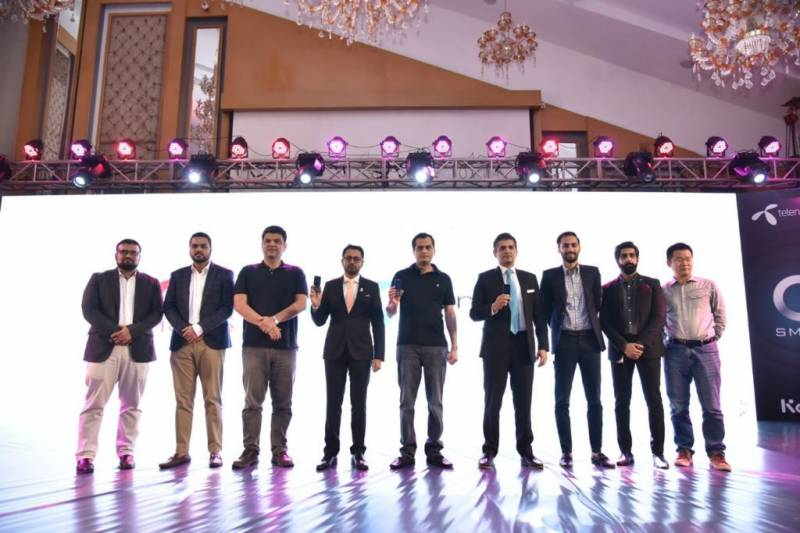 QMobile collaborates with Telenor Pakistan to bring country's first 4G enabled feature phone