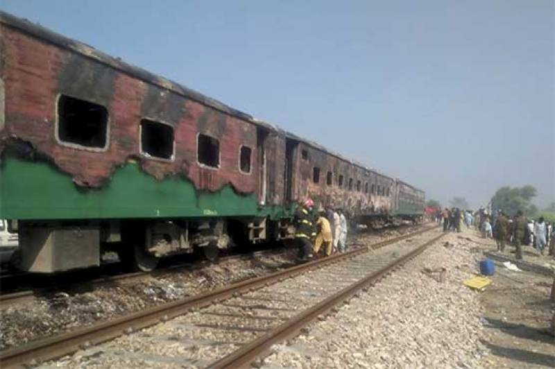Tezgam train tragedy: Tablighi Ijtima delegation meets Pakistan army chief