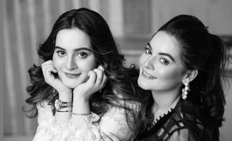 #Twinning: Aiman and Minal Khan are launching a new clothing line