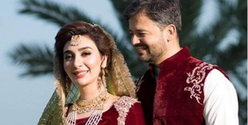 Aisha Khan, Major Uqbah Malik blessed with baby girl