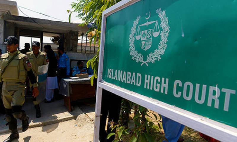 IHC reserves verdict on FIA's plea to add terrorism charges in judge video scandal case