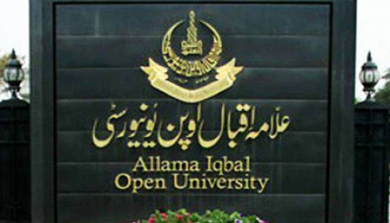 AIOU annual postgraduate's exams to begin from Nov 25