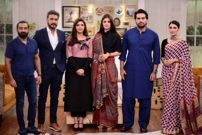 Hira Mani to feature in Meray Pass Tum Ho