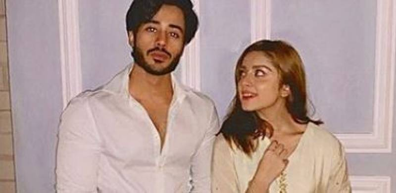 Are Alizeh Shah and Noman Sami the latest couple on the block?