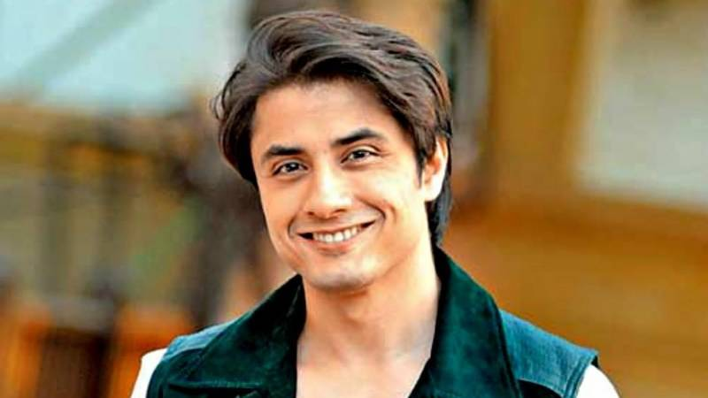 Ali Zafar performs soulful rendition of Allama Iqbal's 'Lab Pe Aati Hai'
