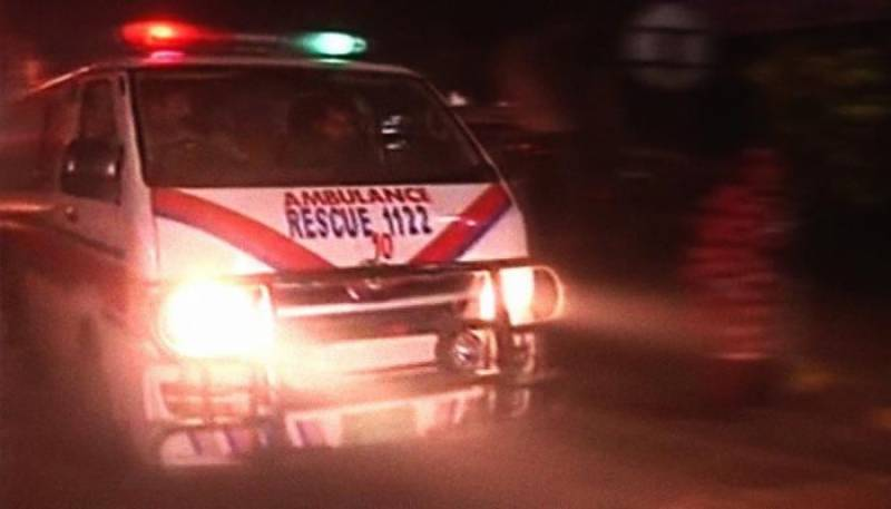 Coaster, tractor trolley collision leaves two dead, 15 injured near Faisalabad