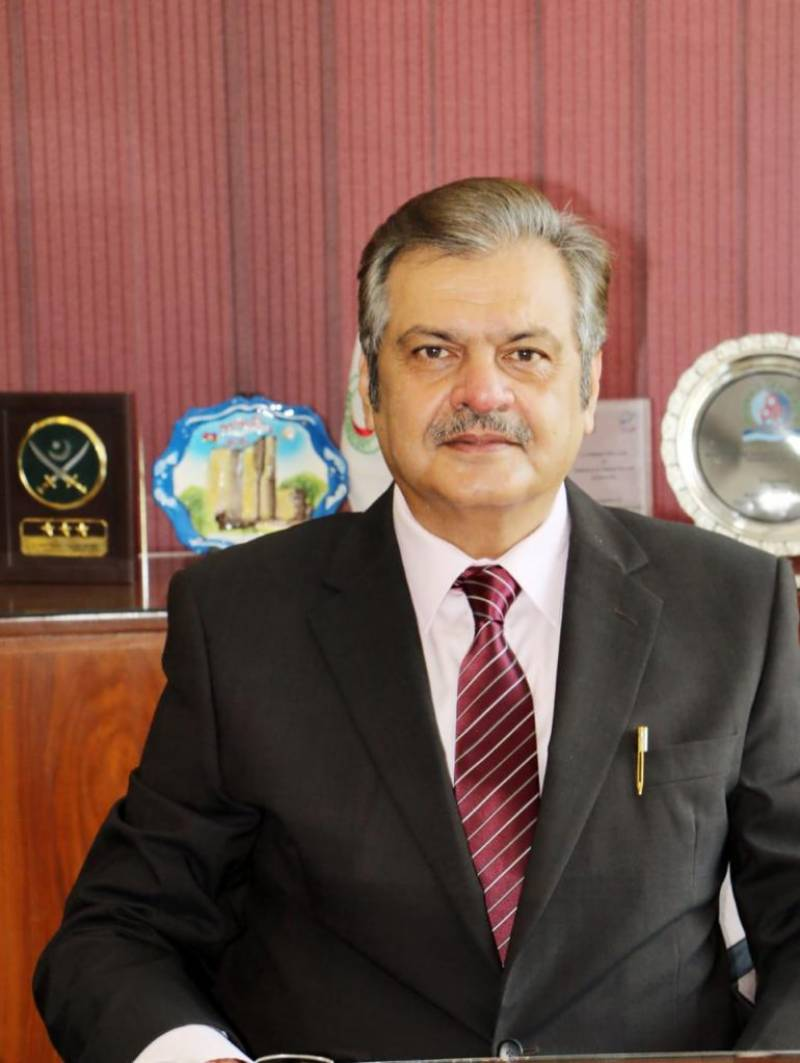 Govt removes Dr Saeed Elahi as Chairman Pakistan Red Crescent Society