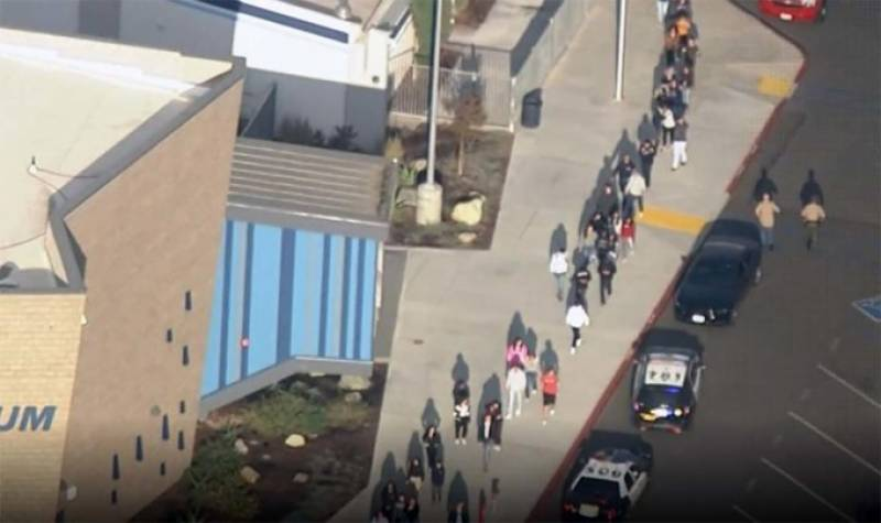 One dead, several injured in California high school shooting