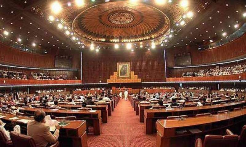 Opposition withdraws no-confidence motion against Deputy Speaker Qasim Suri