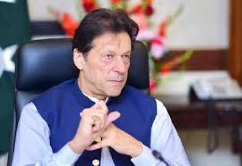 Renewable energy more relevant for climate vulnerable Pakistan: PM Imran