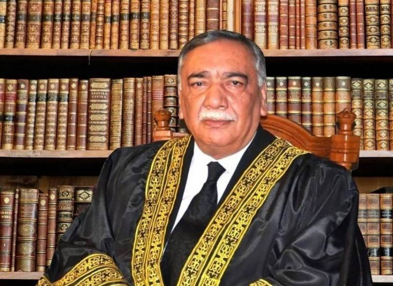 SC to review constitutional status of internment centres: CJP Khosa