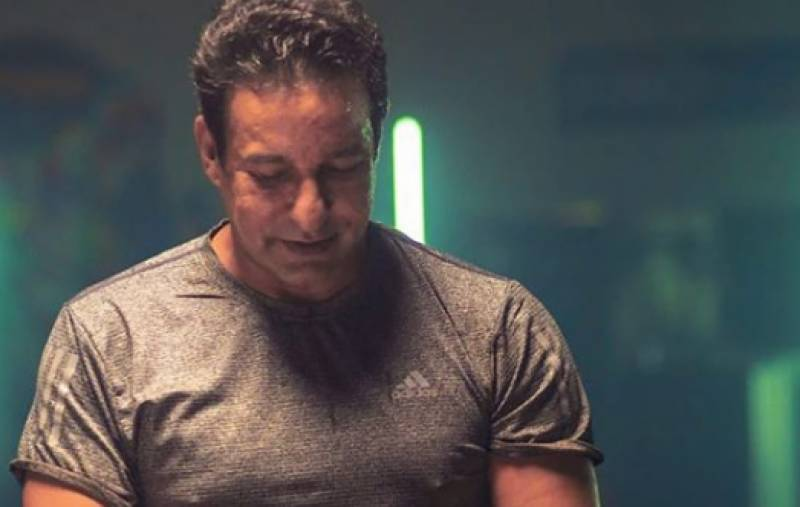 Wasim Akram shows concern over rising number of diabetic patients in Pakistan