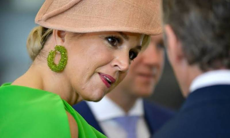 Dutch Queen Maxima to visit Pakistan for access to financial services