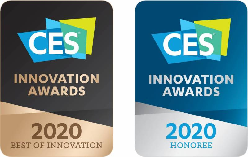 LG shines at 2020 CES Innovation Awards