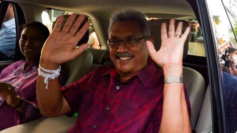 Pakistan felicitates new Sri Lankan president