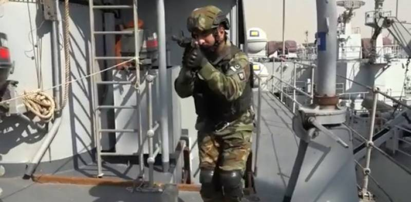 Shaheen Al Jazeera 2019: Navies of Pakistan, Bahrain conclude maritime exercise in Arabian Sea