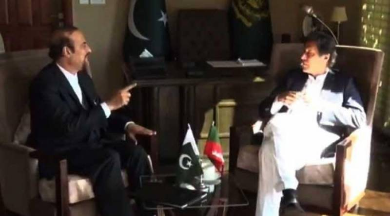 All institutions on same page to make Pakistan stronger: PM Imran