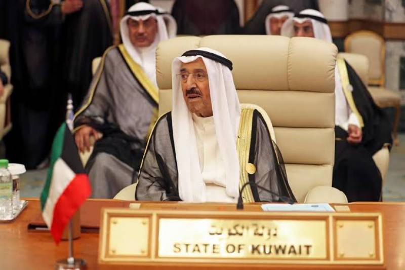 Kuwaiti emir reappoints PM, dismisses 2 cabinet ministers
