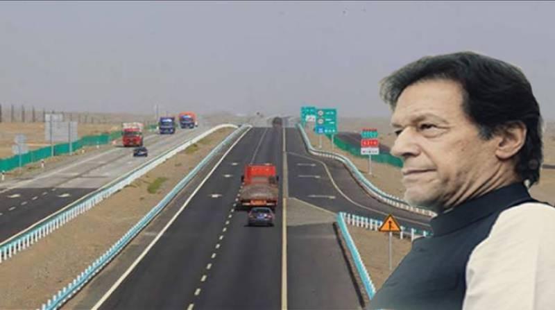 PM Imran to inaugurate CPEC Havelian Thakot Motorway today
