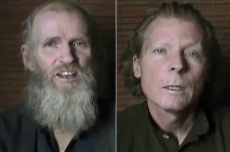 Afghan Taliban frees US, Australian hostages in prisoner swap
