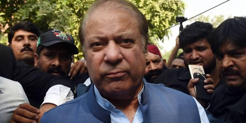 Nawaz Sharif flies to London via Doha for medical treatment