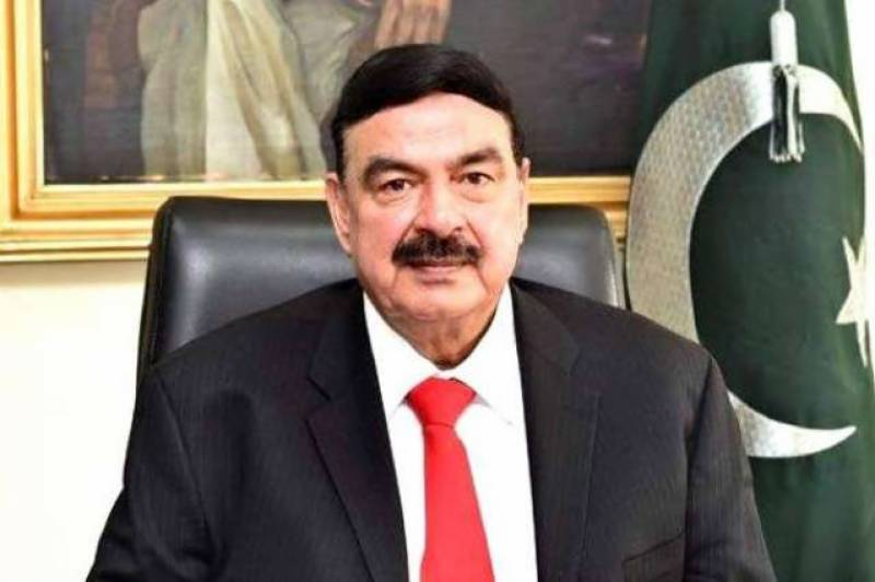 Sheikh Rasheed discharged from hospital after angiography
