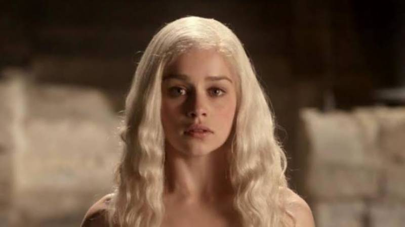 Emilia Clarke says she's pressured to do nude scenes after 'Game of Thrones'