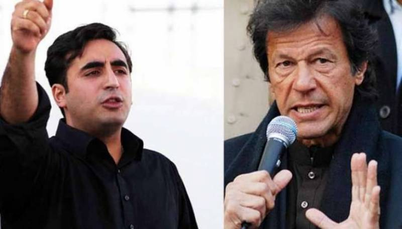 Twitter reacts to PM Imran Khan mocking Bilawal Bhutto