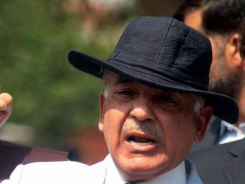 Nawaz Sharif was continuously given medical assistance during flight to London: Shahbaz Sharif