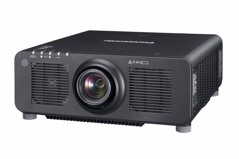 Panasonic launches new 1-Chip DLP projector range