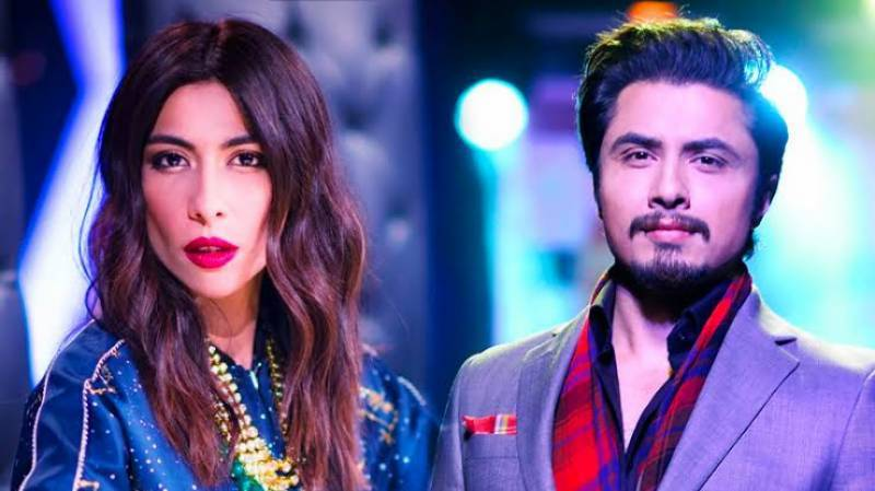 Meesha Shafi's manager says he didn't see any act of harassment at jam session