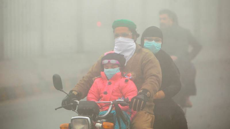 Schools to remain closed on Friday as smog again hits Punjab
