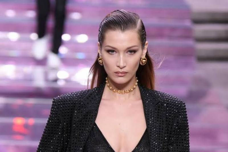 Bella Hadid didn't feel sexy or powerful walking in Victoria's Secret shows