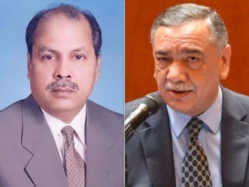 Gulzar Ahmed to replace Asif Khosa as next Chief Justice of Pakistan