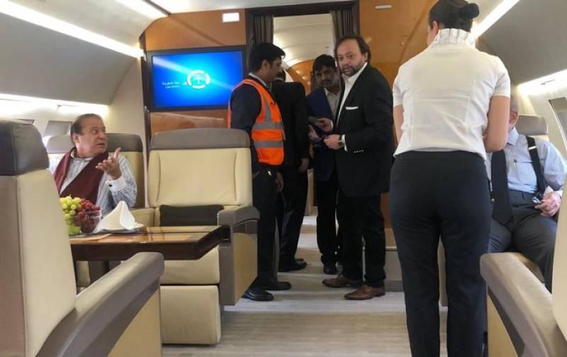 Luxurious air ambulance or London's air - what cured Nawaz Sharif, wonders PM Imran