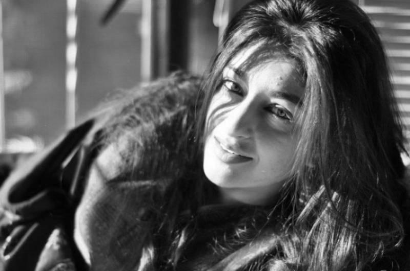 Nadia Jamil is making her TV comeback with Damsa