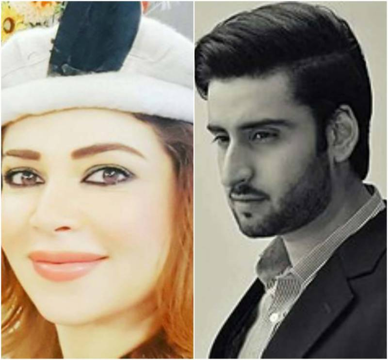 Mishi Khan, Agha Ali advise girls not to share their private pictures