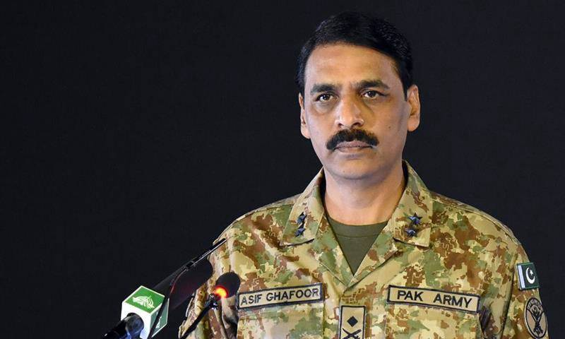 DG ISPR salutes brave Muslim man for stopping blasphemy of Quran in Norway